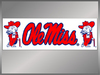 Ole Miss Magnets
